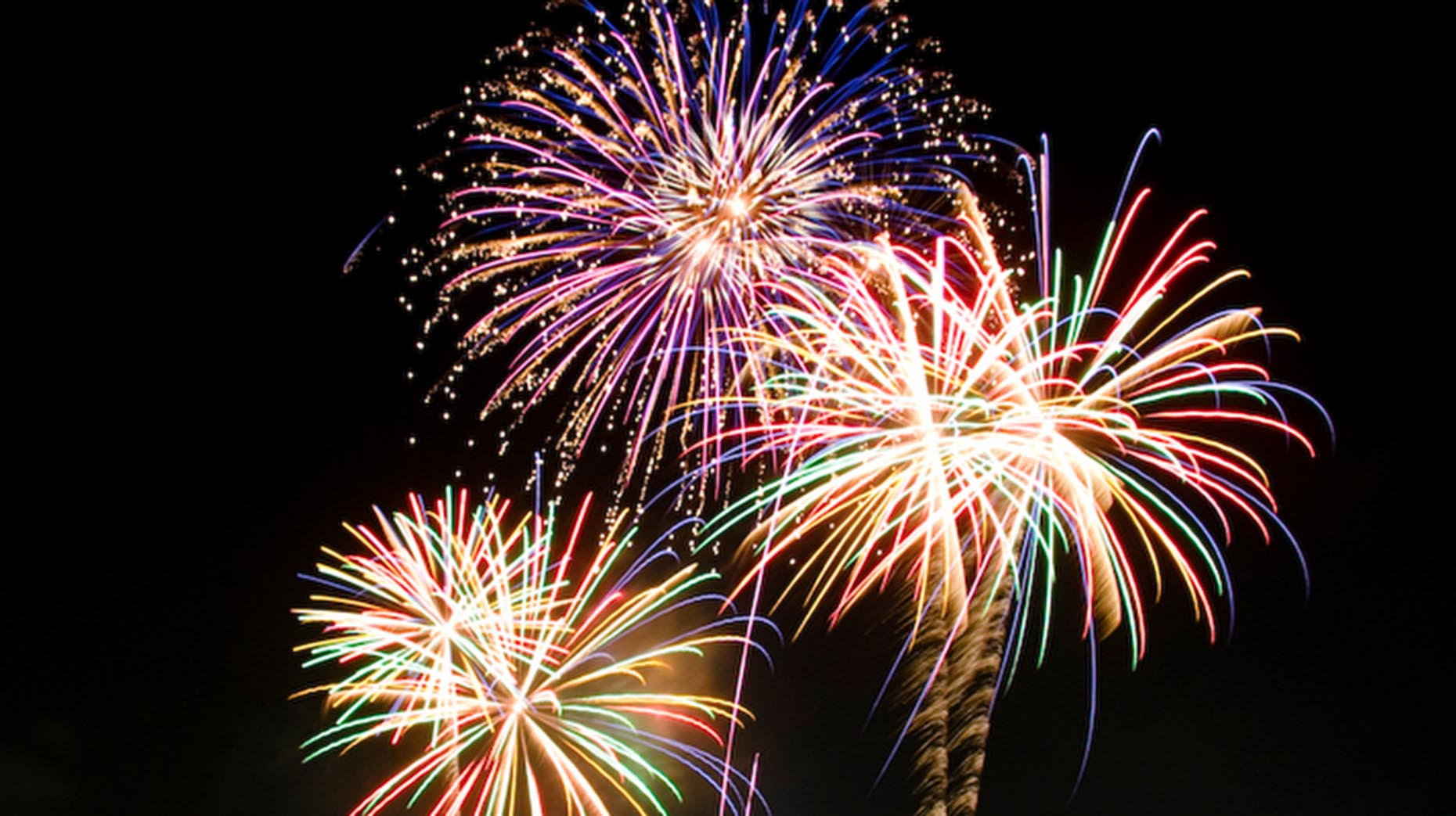 Image result for fireworks new year