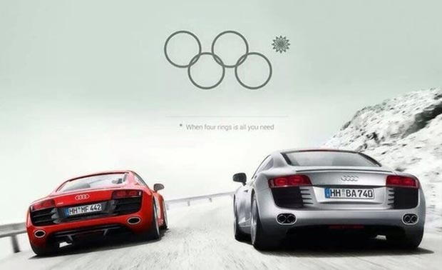 Audi-Ad