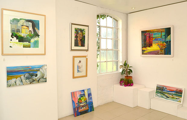 The Gallery at St Martin's, Lincoln. Photo: Steve Smailes for The Lincolnite