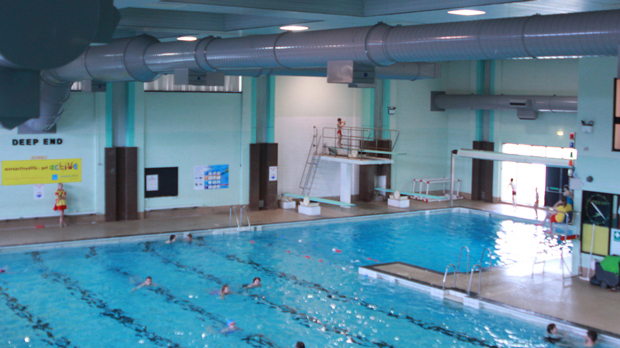Photo: Yarborough Leisure Centre