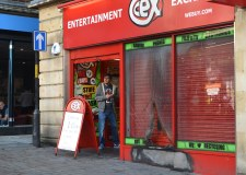 CEX on Lincoln High Street.
