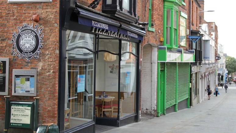 Lincoln Pizza Express In Court Over Maternity Discrimination