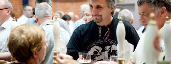 The Lincoln Beer Festival began in 1977. Photo: Joshua Potter