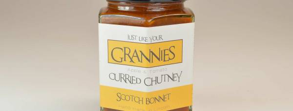 The Scotch Bonnet chutney, which goes for full flavour rather than heat.