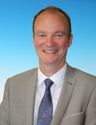 Dr John Brewin has been named as the trust's new CEO.