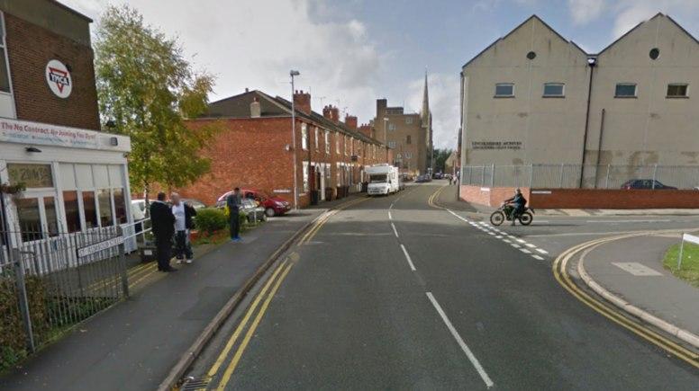 St Rumbold's Street, Lincoln. Photo: Google Street View