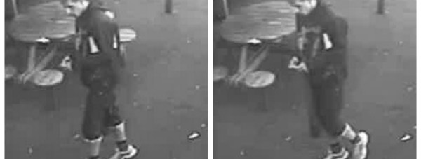 Police are trying to trace this man. Photo: Lincolnshire Police