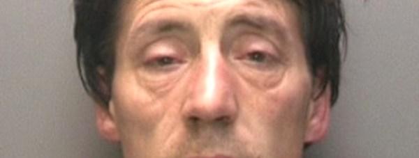 Ian Robinson (44) is wanted on three warrants.