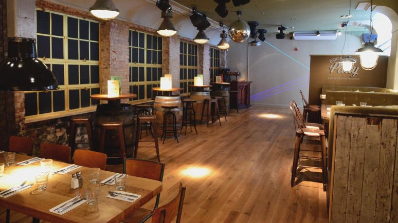 Inside the revamped Revolution bar in Lincoln. Photo: Steve Smailes for The Lincolnite