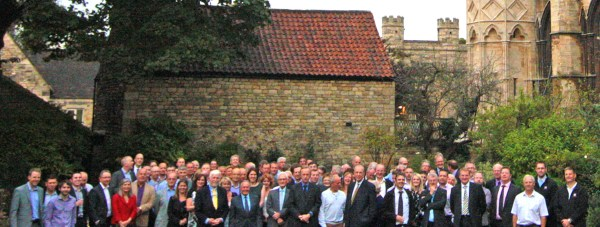 The Simons group celebrated the business' 70th anniversary on September 25.