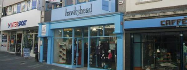 Regatta will move into the current Hawkshead store.