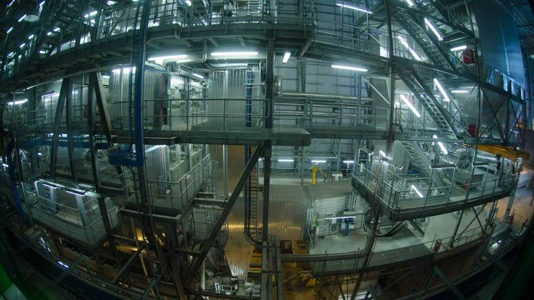 Inside the Energy from Waste facility, North Hykeham. Photo: Steve Smailes for The Lincolnite