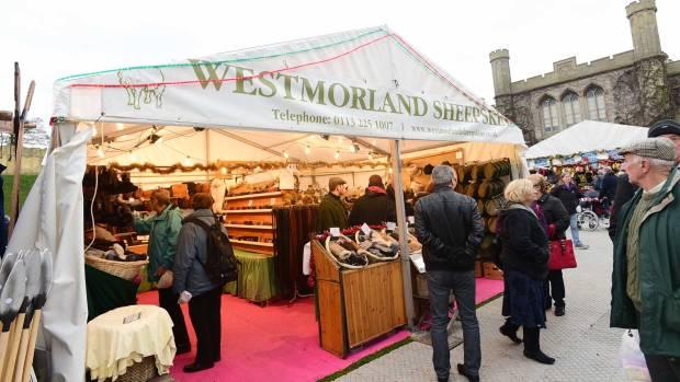 Top 10 Stalls To Visit At Lincoln Christmas Market 2014