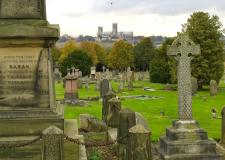 Lincoln council closes and then reopens cemeteries