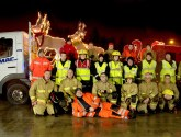 Firefighters set for annual charity Santa sleigh tour in Lincoln