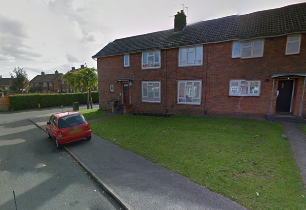 Sedgebrook Close in the Ermine in Lincoln. Image: Google Street View