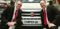 Alan Pickering and Dean Hyde, joint Managing Directors at Camper Van UK. Photo: Steve Smailes for The Lincolnite