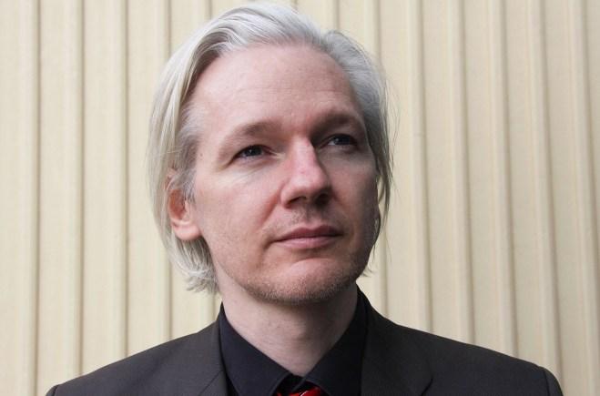 Wikileaks founder Julian Assange. Photo: Espen Moe