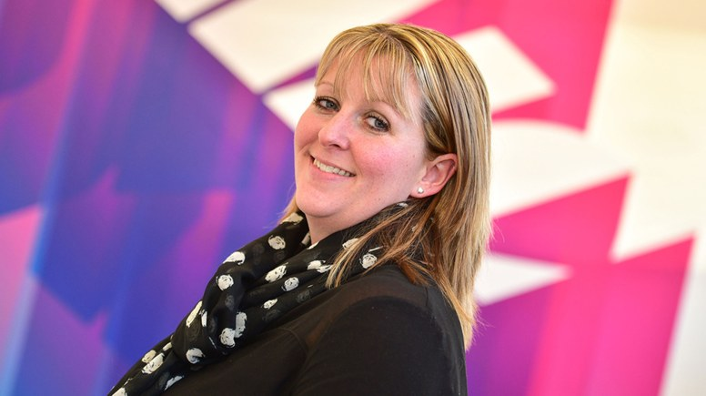 Vicky Addison. Photo: Steve Smailes for Lincolnshire Business