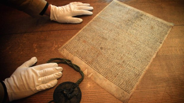 Magna Carta on its US tour in 2014. Image: Getty