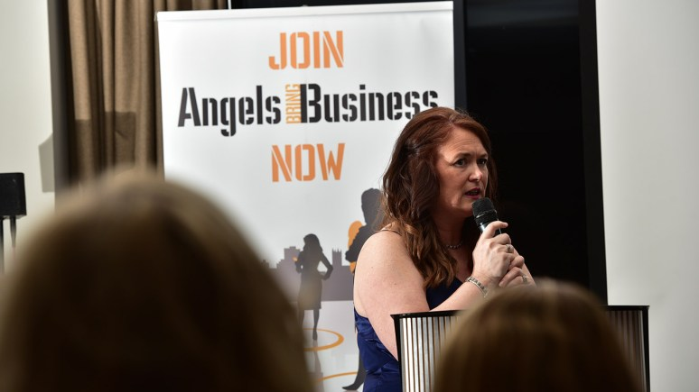 Josephine Peacock, Co-organiser of the Angels Bring Business Awards. Photo Steve Smailes for The Lincolnite