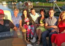 The new river taxi will offer one-way journeys from the Brayford in Lincoln to the Pyewipe Inn and Burton Waters.