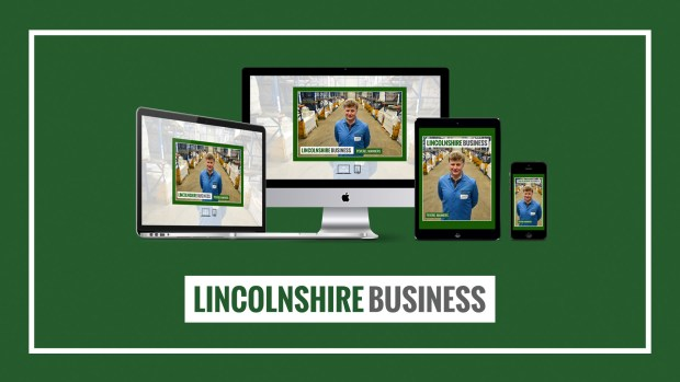 Issue 19 of Lincolnshire business magazine is available to ready at www.lincsbusiness.co