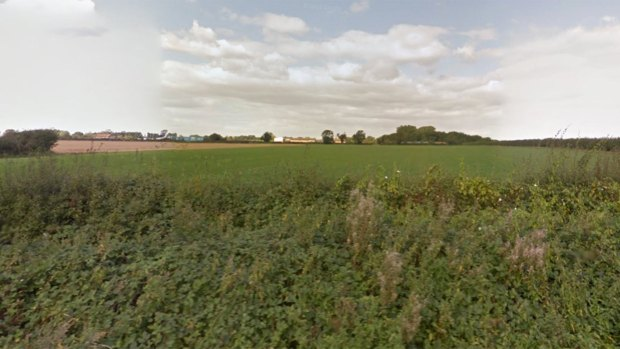 The proposed site for the Dunholme Meadows development. Photo: Google Street View