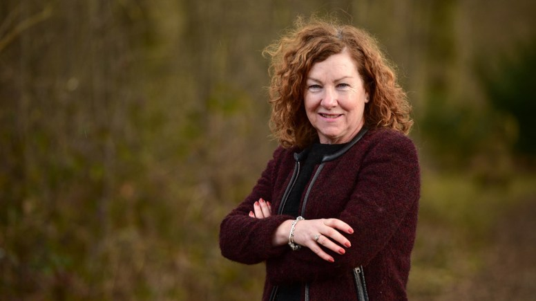 Hill Holt Wood CEO Karen Lowthrop. Photo: Steve Smailes for Lincolnshire Business