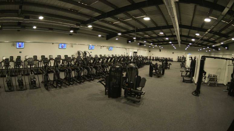 Pure Gym Lincoln. Photo: Steve Smailes for The Lincolnite