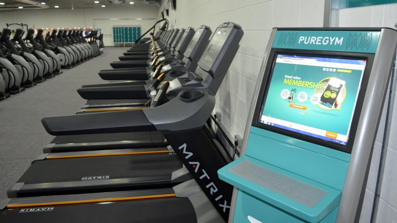 Pure Gym Lincoln. Photo: Sarah Harrison for The Lincolnite