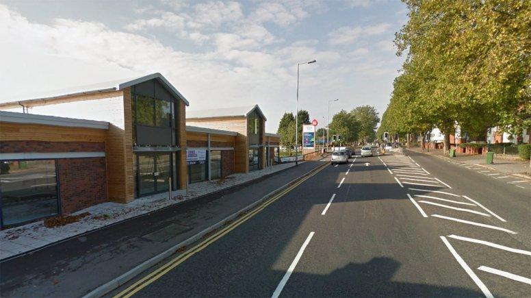 Units on Wragby Road, close to the Tesco supermarket. Photo: Google Street Views