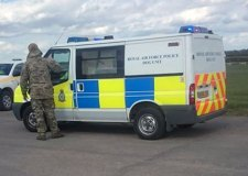 Major training exercise at RAF Waddington next week