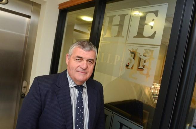 Sam Elkington, Senior Partner at Hodgson Elkington. Photo: Steve Smailes