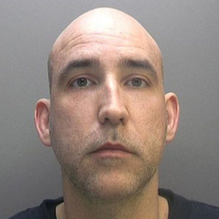 Darren Hadman, 40, was sentenced to three years in prison.