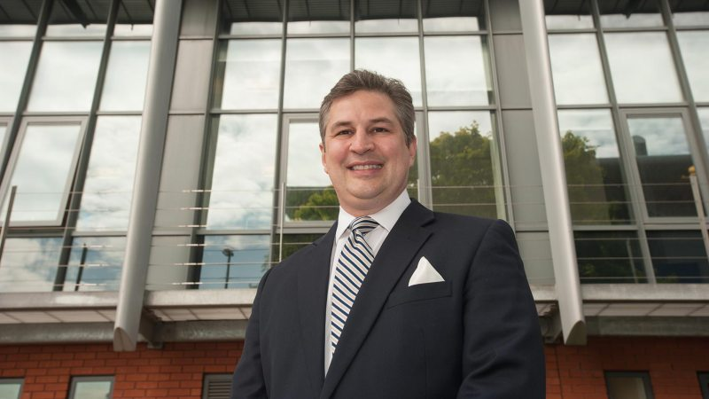 Gary Headland, CEO of Lincoln College Group