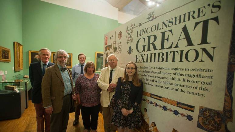 Items can be found across Lincoln, including in The Collection museum. Photo: Steve Smailes for The Lincolnite