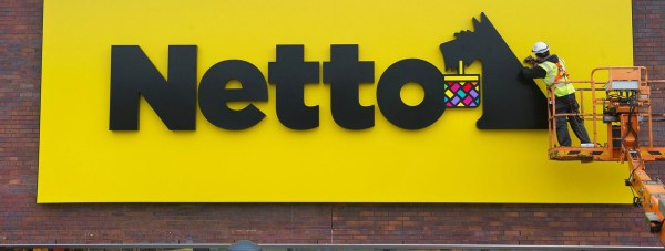 Netto discount supermarket chain