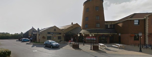 The Pride of Lincoln pub. Photo: Google Street View