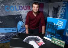 Stuart Maclaren, Managing Director of Your Print Partner