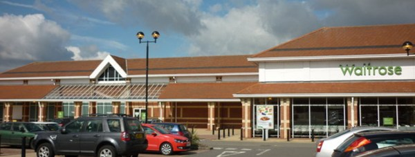 Waitrose on Nettleham Road Lincoln. Photo: Ian S