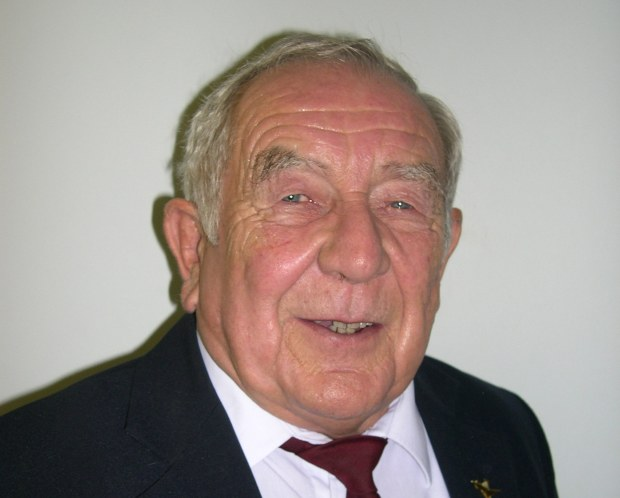 Bud Robinson represented the Bracebridge ward for over two decades.