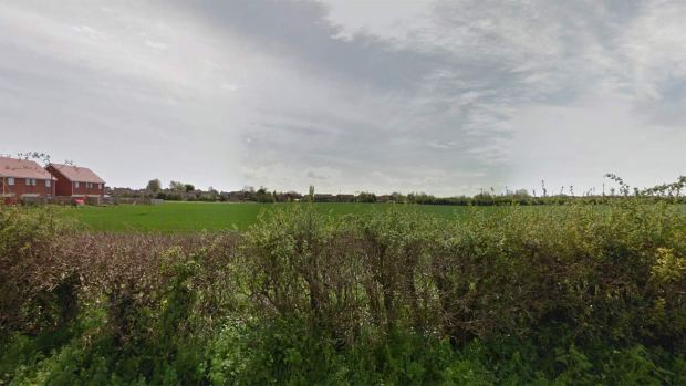 The site of the proposed development. Photo: Google Street View