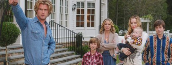 Christina Applegate, Leslie Mann, Chris Hemsworth, Skyler Gisondo and Steele Stebbins in Vacation. Photo: Warner Bros. Entertainment Inc.