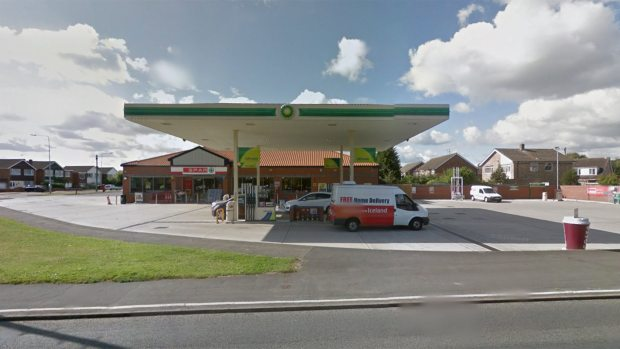 The BP garage on Skellingthorpe Road in Lincoln. Photo: Google Street View
