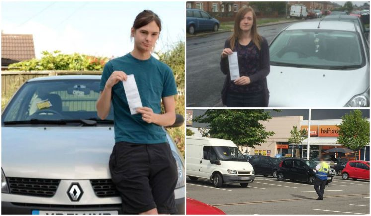 People in Lincoln claimed to have been fined fraudulently at a Lincoln car park.