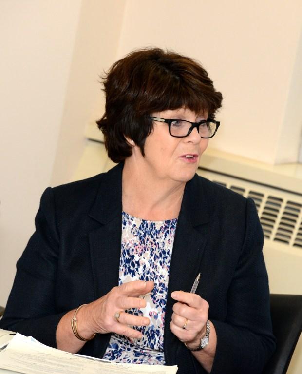 Councillor Patricia Bradwell. Photo: Stuart Wilde