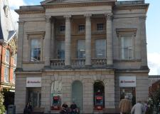 Santander on Lincoln Cornhill. Photo: The Lincolnite