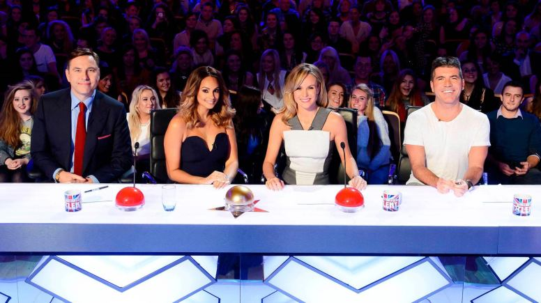 Will you be auditioning for Britain's Got Talent next month?