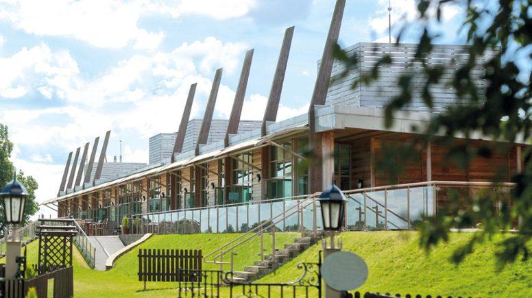 Lincolnshire Showground's Epic Centre